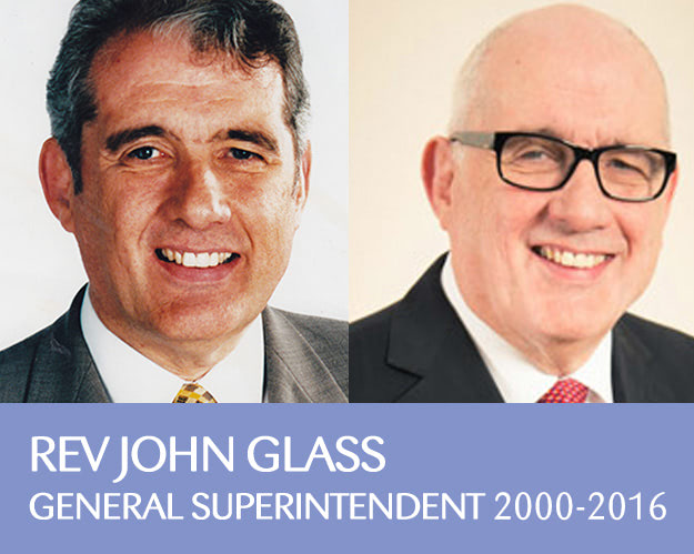 John Glass - then and now